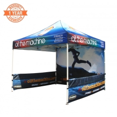 10X10 FT  Custom Canopy with Printing