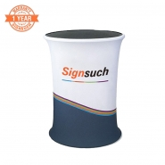 Stretch Fabric Counter with Custom Printing