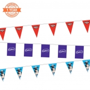 Custom Bunting with Printing